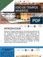 2.8 ESTUDIO DE TIEMPOS MUERTOS