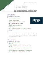 EJERCICIOS RESUELTOS - FunAlSesion1