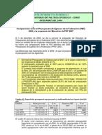 Nota Info 12 PPEF 2007