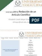 Mayer E. - Estructura y redacción de un artículo científico