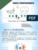 Mindfulness e profesorado