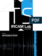 IrcamLab TS Manual
