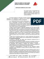 Instrução Normativa 012020
