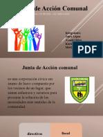 Presentación constitución politica JAC