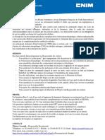 Offre d'Emploi Cnim - Acheteur Industriel E&E-1