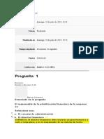 Examen Final finanzas corporativas