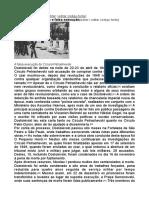 Biogradfia de Dostoiévski, parte II