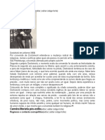 biografia Dostoiévski, parte III