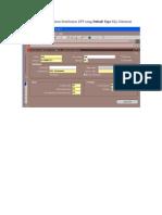 Default Value for Requisition Distribution DFF Using Default Type SQL Statement