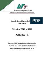 8 PILARES DE TPM