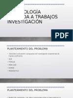 METODOLOGÍA APLICADA PROYECTO DE AULA ESTRATEGICO II