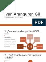 Iván Aranguren Gil rse