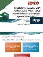 INCLUSION EN EL AULA 2017