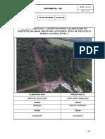 6. INFORME GEOLOGICO - GEOTECNICO PORTAL GALERIA TUNEL 3 K 0+366 PR 67+210