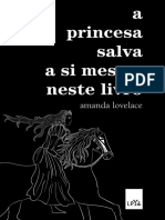 ebook-a princesa salva a si mesma neste livro
