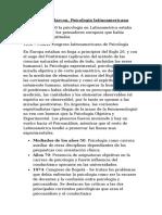 1 - Ficha 1549 – Alarcon, Psicologia latinoamericana