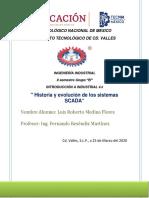 Historia y evolución de los sistemas SCADA..pdf
