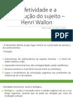 AULA 11 WALLON II