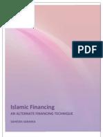 Project Report - Islamic Finance