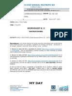 WORKSHOP THIRD GRADE N° 2 (1).doc