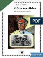 Los ninos terribles - Jean Cocteau.pdf