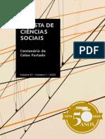UFC - Revista Ciências Sociais (último volume para ver formatação).pdf