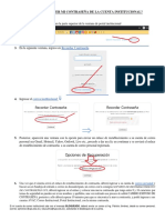 COMO RESTABLECER MI CONTRASEÑA DE CUENTA INSTITUCIONAL (1)