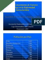 NivelConocFactoresRiesgoCentroamerica-Caribe