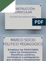 CONSTRUCCIN CURRICULAR PROCESO.pptx