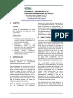 Laboratorio No. 5 Consolidación Unidimensional de los Suelos (1)