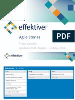 Agile PM - Adelaide PMI 20160516