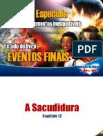 012 Eventos Finais - A Sacudidura