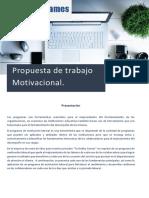 Propuesta de trabajo motivacional ricardo r Elp 6to semestre.pdf