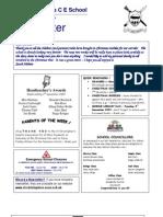 Newsletter 4 December 2009