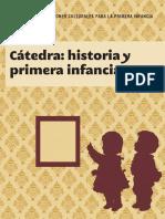 XVI Cátedra de historia Ernesto Restrepo Tirado. Primera infancia y participación.pdf