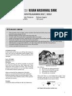2018 - Prediksi UN SMK Bahasa Inggris.pdf
