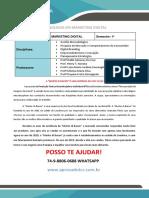 Pr Produção Textual - Marketing Digital 1 Sem- Monte Di Bacon