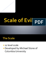 Scale of Evil