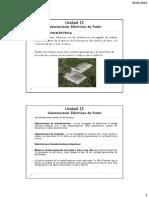 Unidad II_Subestaciones Eléctricas de Poder y Distribución(Elementos de Subestación)(1).pdf