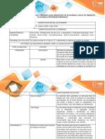 Anexo 7. Factores relevante para adquisición de tecnología