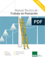 MANUAL TECNICO DE TRABAJO EN POSTACION V1