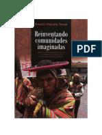 Reinventando comunidades imaginadas. Movimientos indígenas, nación y procesos sociopolíticos