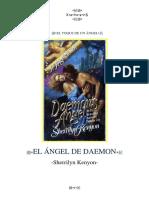 01 - El ángel de Daemon