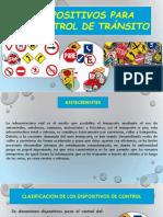 TRANSPORTES  DISPOSITIVOS PARA EL CONTROL DE TRANSITO.pdf