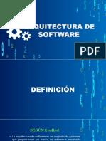 Modelos y Tipos de Arquitectura de Software