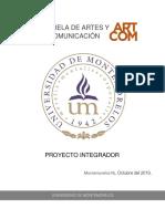 Proyecto integrador 2019