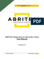 Abrites Diagnostics for Mercedes Online