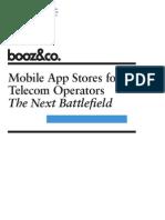 Mobile App Stores for Telecom Operators