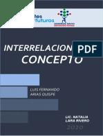 Interrelacionando Conceptos LFA
