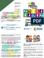 Incentivos niños y jovenes con discapacidad [Familias en Acción]